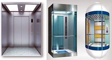 Elevators, Heavy Equipment Used in Construction